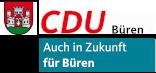 CDU-Stadtverband Büren Logo